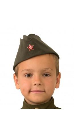 Пилотка Солдата 8008-52-54