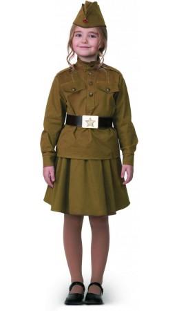 Солдатка (хлопок) хаки
