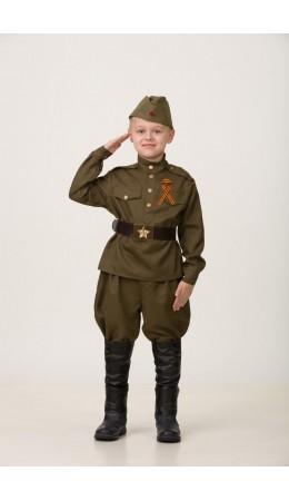 Солдат 2 (текстиль)