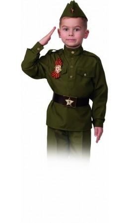 Солдат малютка 2 (хлопок)