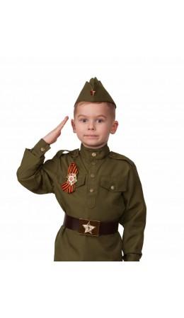 Солдат малютка (текстиль)