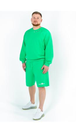 Шорты муж. Pepper зеленый