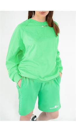 Джемпер жен. Alexis зеленый