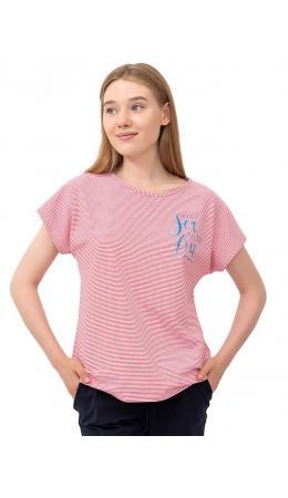 футболка к/р жен.