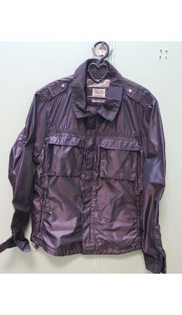 *Куртка мужская серый L