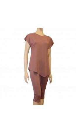 070019 Комплект(блуза/бриджи)