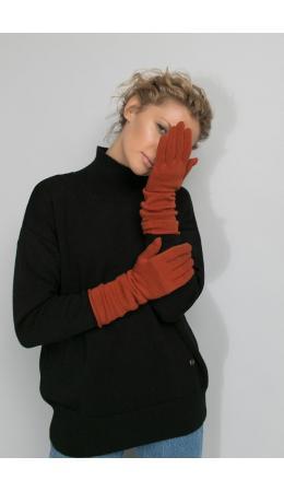 ЕВ 10003/ш/терракот перчатки