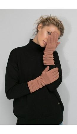 ЕВ 10003/ш/персик перчатки