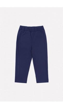 К 4884/фиолетово-синий брюки