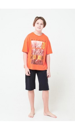 КБ 2683/оранжевый+черный комплект