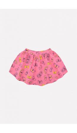 К 7110/клубничное суфле,бабочки юбка