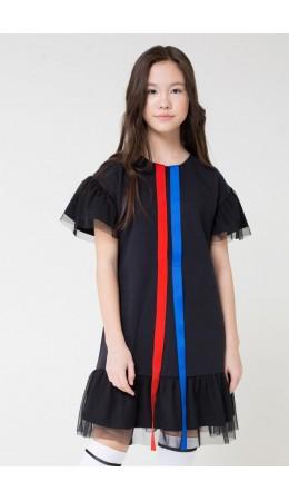 КБ 5568/черный к17 платье