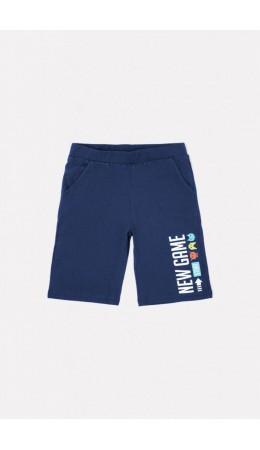 К 4829/глубокий синий шорты