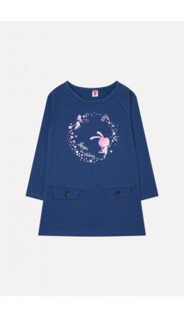 К 5576/полуночно-синий платье