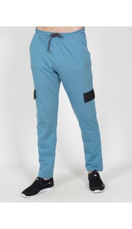 177400 2525 Брюки мужские синий