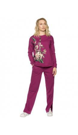 Комплект женский Пурпурный(36)