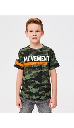 Футболка(Фуфайка) детская для мальчиков Xenon цветной