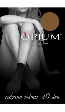 Носки Opium Calzino Velour 40 den