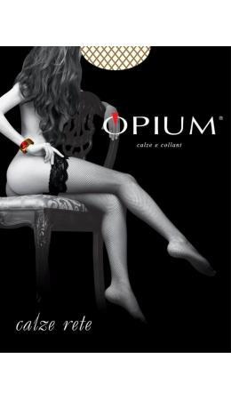 Чулки Opium Calze Rete