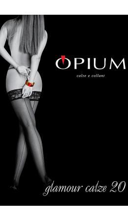 Чулки Opium Glamour Calze 20 den