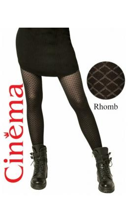 Колготки Cinema-by-opium Fashion Line Microfiber Rhomb 50 den