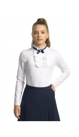 Джемпер для девочек Белый(2)