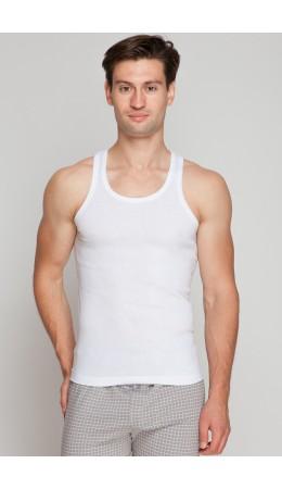 Майка мужская WHITE