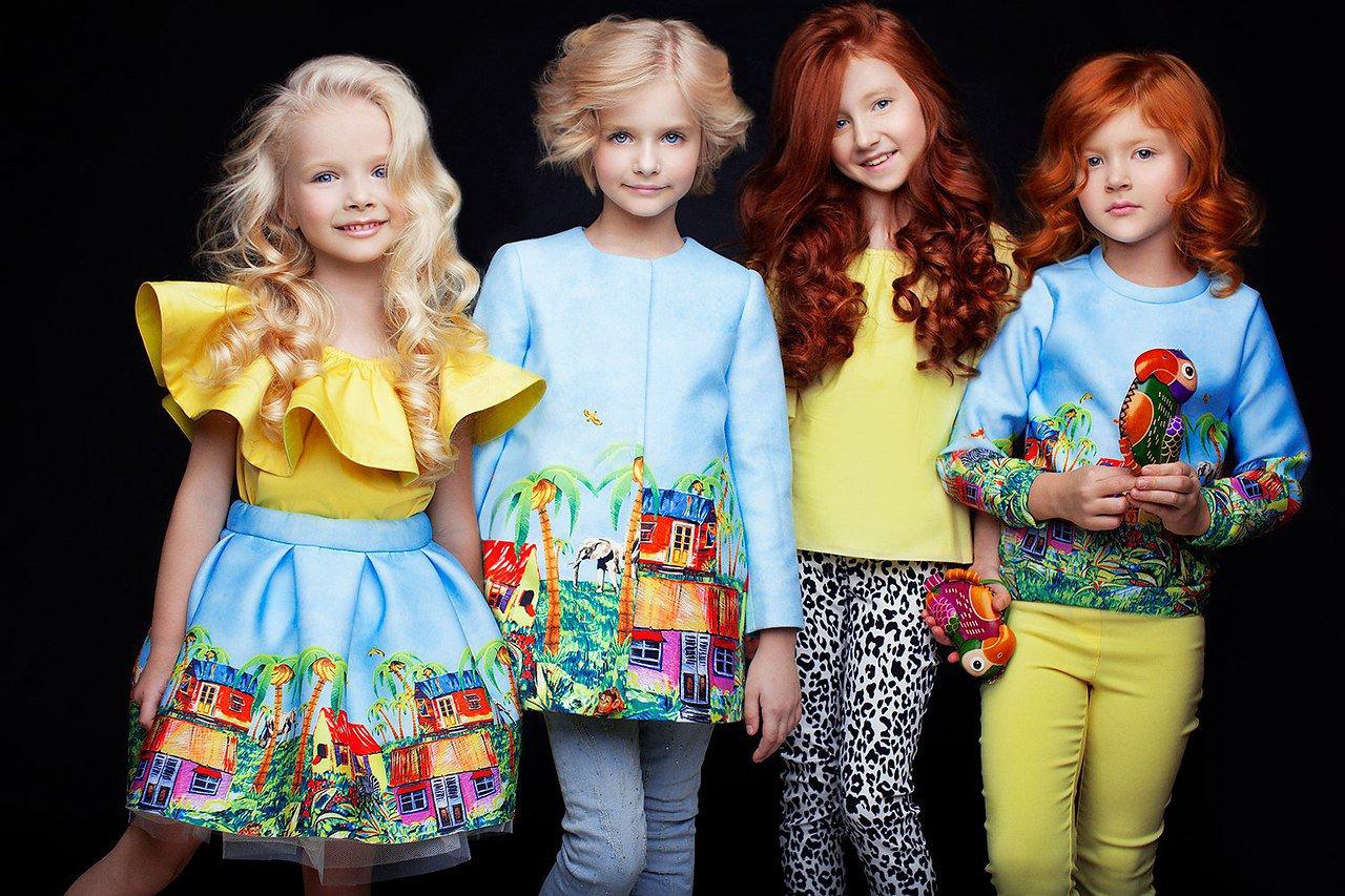 Детская одежда большие картинки
